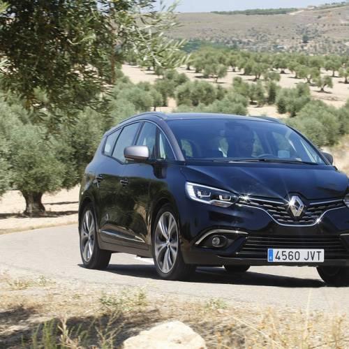 Renault Grand Scénic dCi 130, prueba real