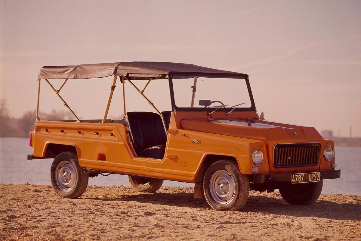 Los 7 mejores coches para ir a la playa (fotos)