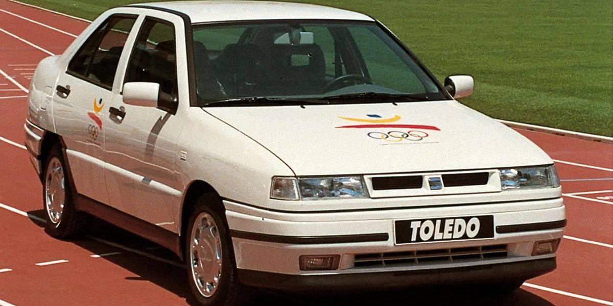 9 coches que recorrían España durante los JJ.OO. de Barcelona 92