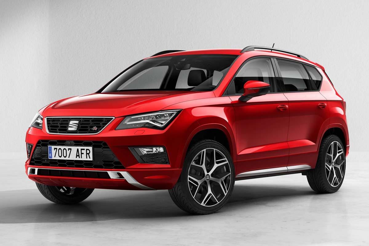Los 20 SUV más vendidos en junio de 2017 en España (fotos)