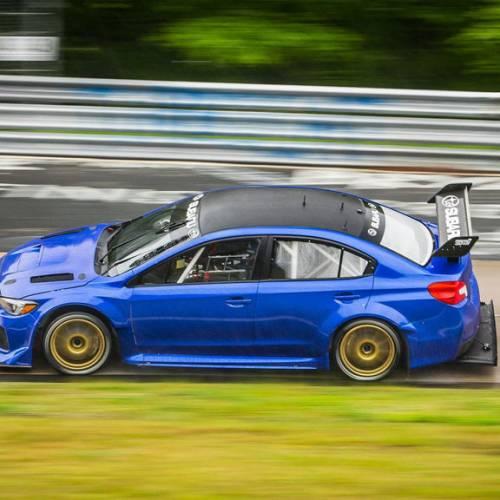 Subaru WRX STI Type RA NBR Special, el sedán más rápido de Nürburgring