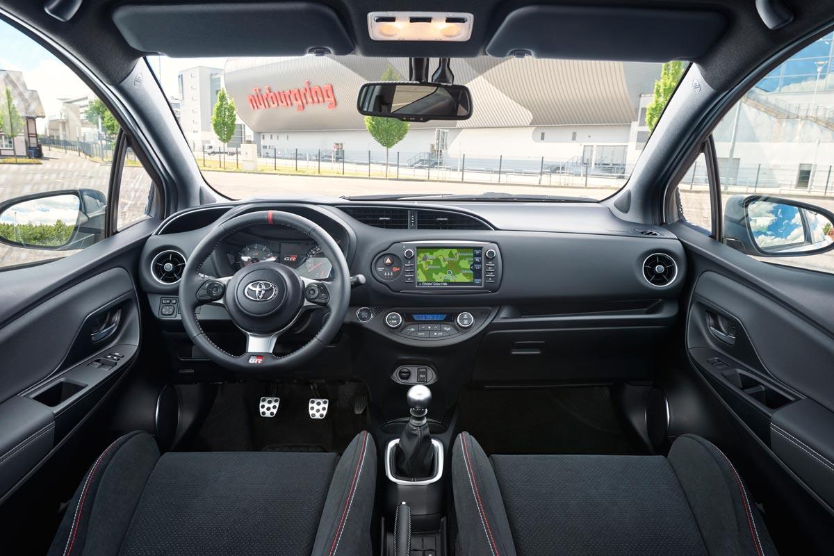 Toyota Yaris GRMN: 212 CV para la nueva variante deportiva del utilitario japonés (fotos)