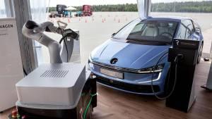 Volkswagen Gen.E concept: ¿adelanto del próximo Golf? (fotos)