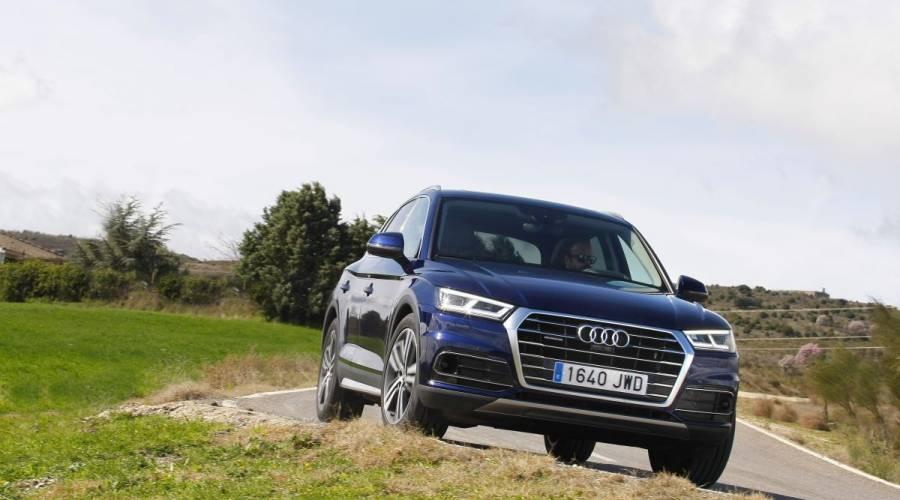 Audi Q5 2.0 TDI 190 CV, a prueba: mejorando lo presente