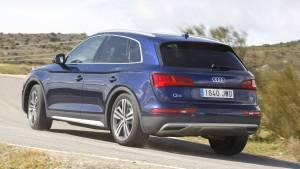 Audi Q5 2.0 TDI 190 CV, a prueba (fotos)
