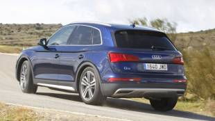 Audi Q5 2.0 TDI 190 CV, a prueba