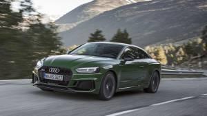 Audi RS5 Coupé 2017, primera prueba (fotos)