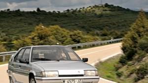Citroën BX GTi: historia, modelos y prueba