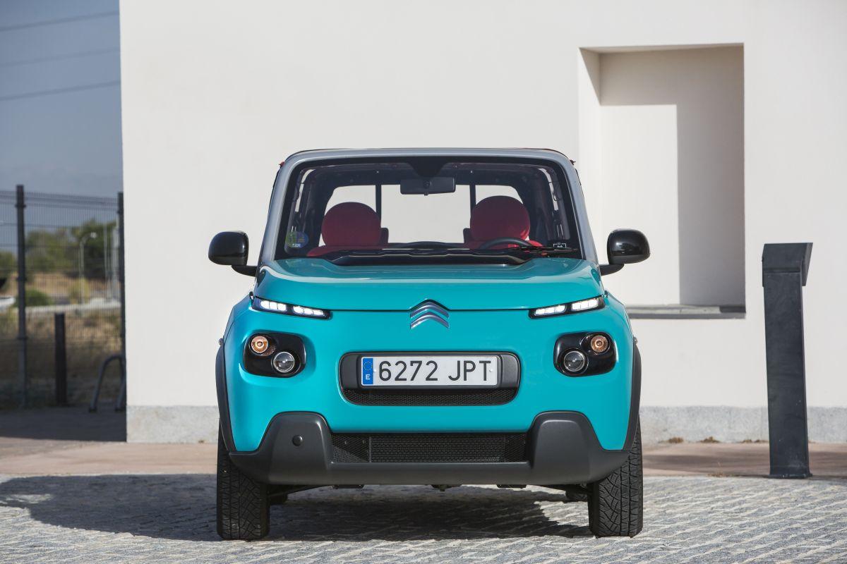 Citroën E-Mehari, a prueba (fotos)