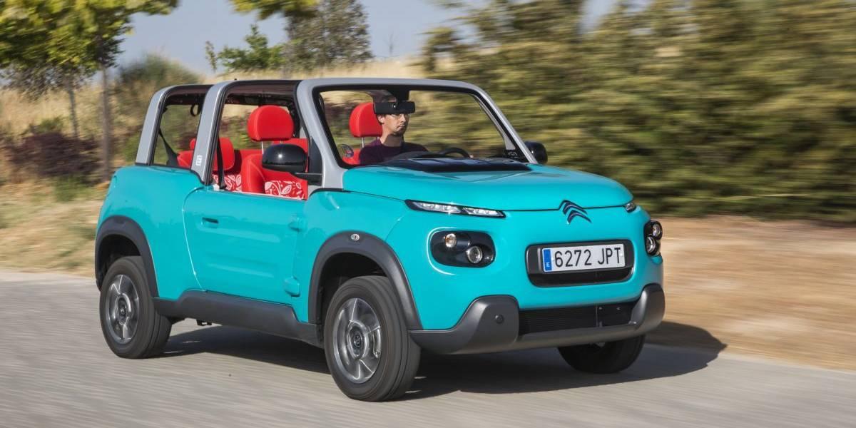 Citroën E-Mehari, a prueba: ¡atrevido!