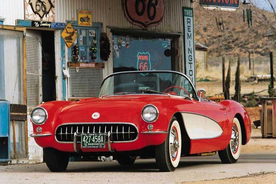 15 coches típicamente americanos que son iconos