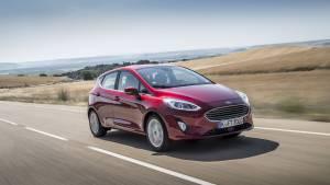 Ford Fiesta 2017, primera prueba (fotos)