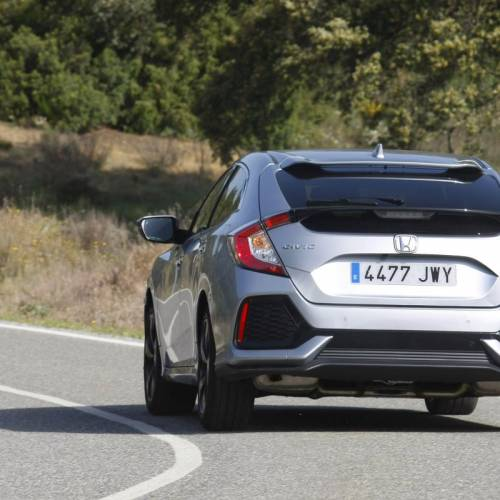 Honda Civic 1.5 Turbo, a prueba: el ambicioso número 10