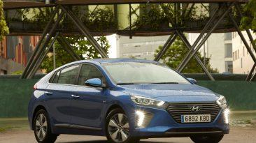 Hyundai IONIQ Híbrido-enchufable frontal