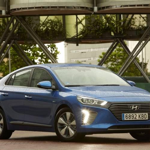 Hyundai IONIQ Híbrido-enchufable, primera prueba