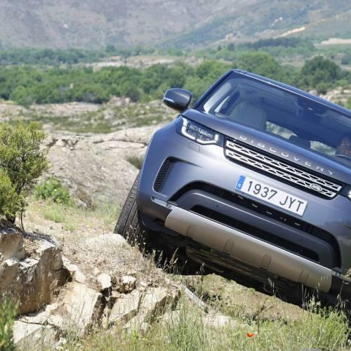 Land Rover Discovery 3.0L TDV6, a prueba: el gran jefe