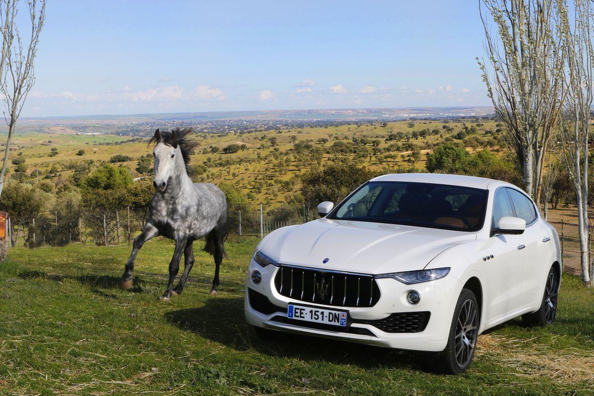 Maserati Levante Diesel, a prueba (fotos)