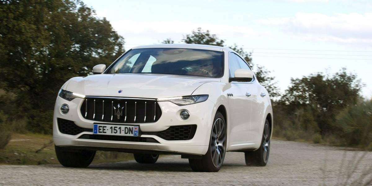 Maserati Levante Diesel, a prueba: caza mayor
