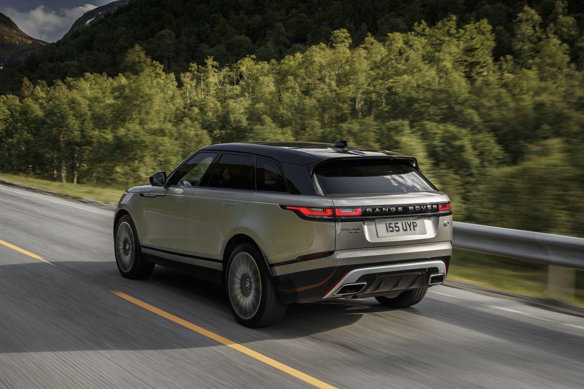 Range Rover Velar 2017: primera prueba y precios (fotos)