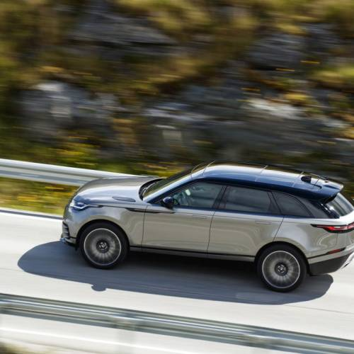 Range Rover Velar 2017: primera prueba y precios