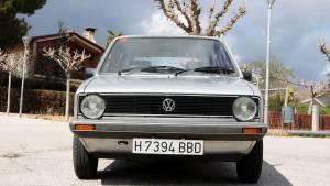 Volkswagen Golf MKI 1.5 GLS, a prueba
