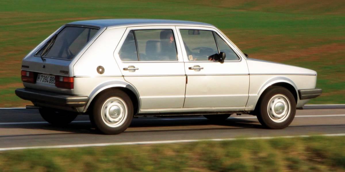 Volkswagen Golf MKI 1.5 GLS, a prueba el Golf de primera generación