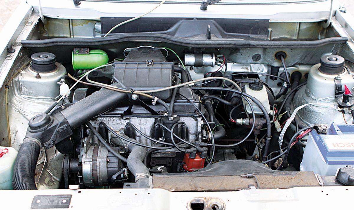 Volkswagen Golf MKI 1.5 GLS motor