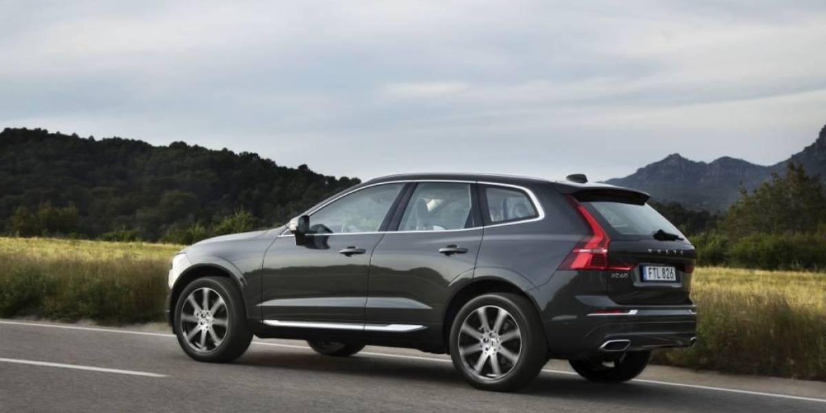 Nuevo Volvo XC60 D4: prueba real