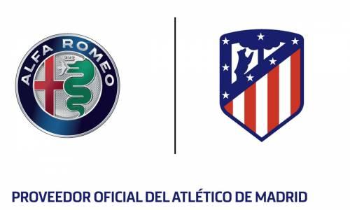 Alfa Romeo: nuevo proveedor oficial del Atlético de Madrid