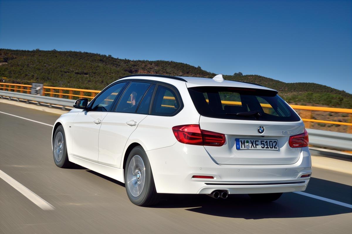 BMW Serie 3 Touring mejores ofertas coches agosto 2017