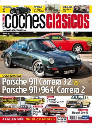 Revista Coches Clásicos Número 155
