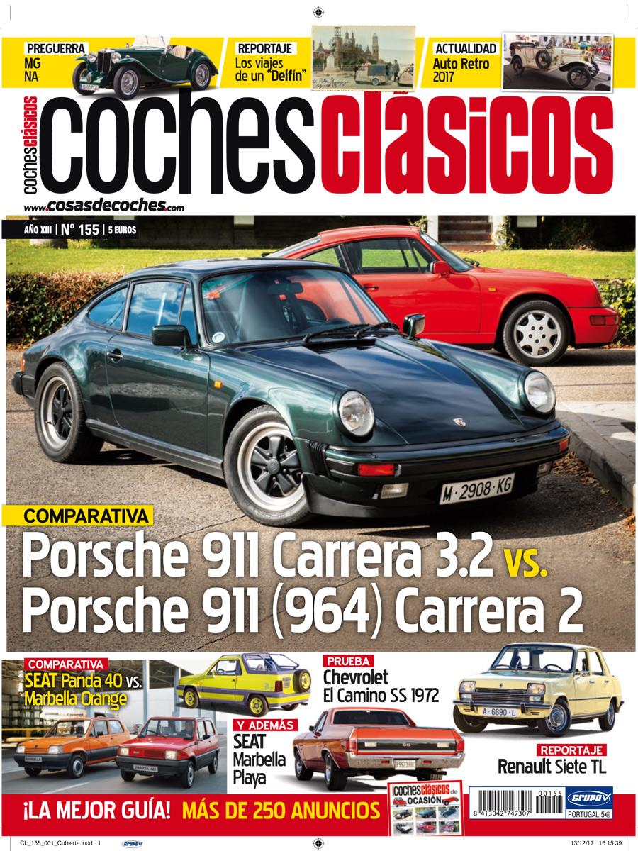 Revista Coches Clásicos, 155