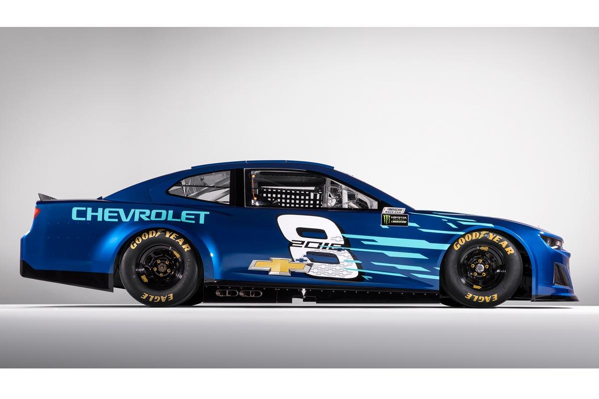 Chevrolet Camaro ZL1 NASCAR 2018: así será la versión para la NASCAR (fotos)