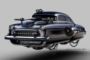 Chevrolet aerodeslizador