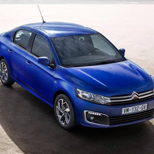 Citroën C-Elysée BlueHDI 100 CV Shine: prueba