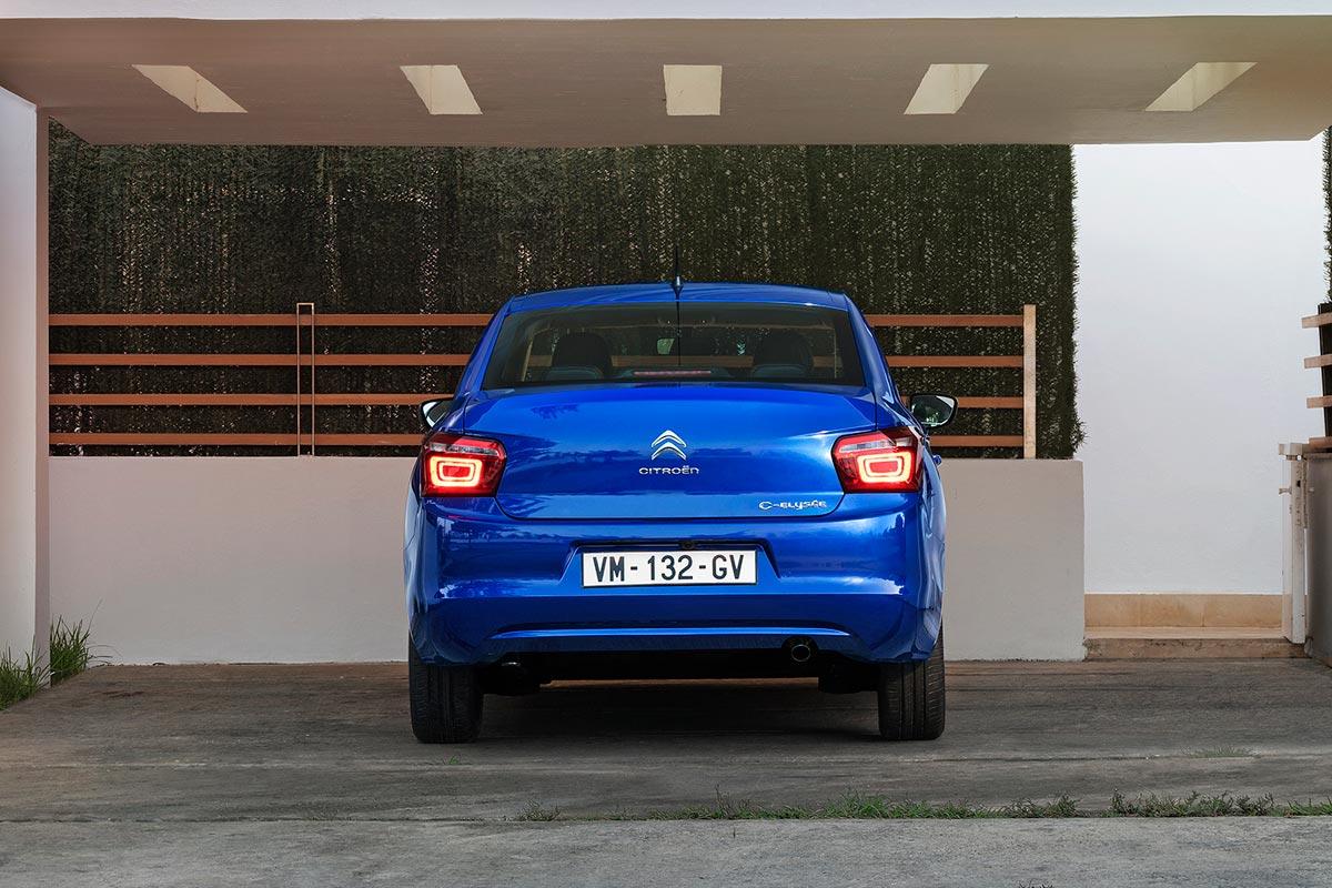 Citroën C-Elysée BlueHDI 100 CV Shine: prueba (fotos)