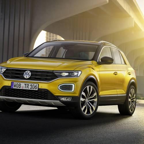 Volkswagen T-Roc, el 'mini Tiguan' de Volkswagen