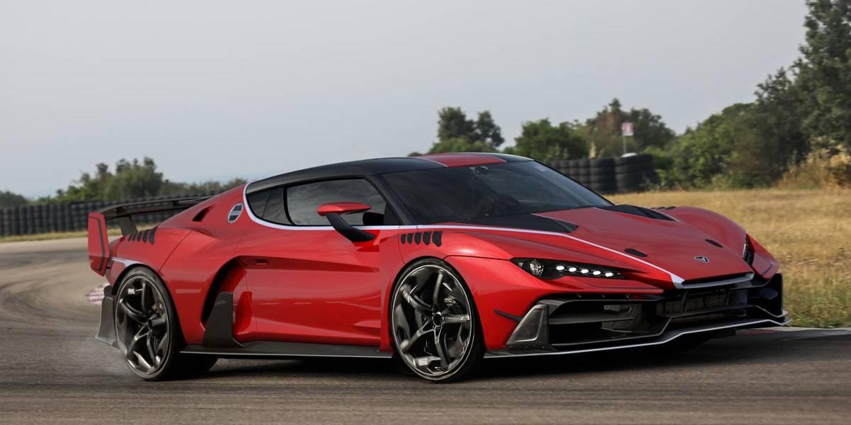 Italdesign Zerouno: rumores de la llegada de la versión roadster
