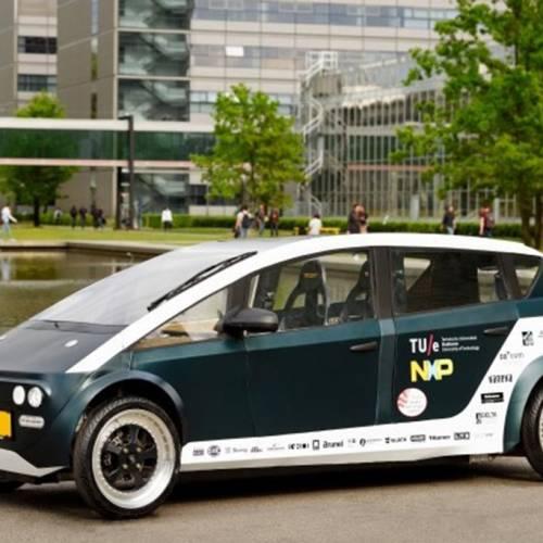 Lina, el primer coche biodegradable que puede acabar circulando por las carreteras