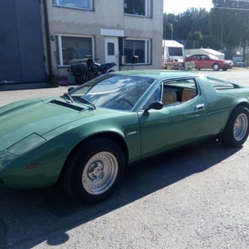 Sale a subasta el Maserati Merak que perteneció a Dodi Al-Fayed