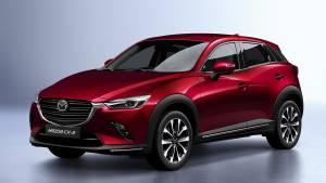 Mazda CX-3 2018, el secreto está en el interior (fotos)