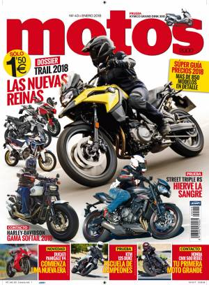Revista Motos – número 40