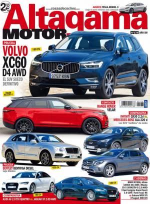 Revista Altagama Motor Número 178
