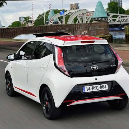 Toyota Aygo 2017: así es el utilitario de Toyota