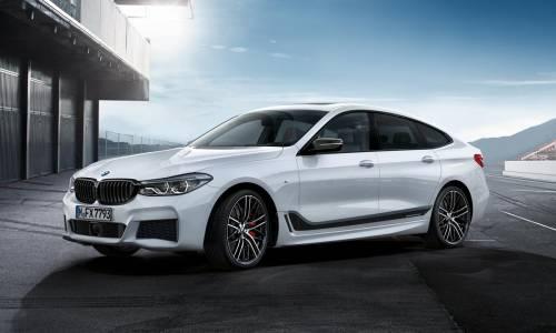 Accesorios BMW M Performance para el nuevo BMW Serie 6 Gran Turismo