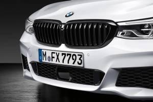 Accesorios BMW M Performance Serie 6 Gran Turismo