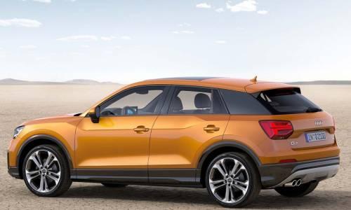 Audi Q2 2.0 TFSI 190 CV: datos y precios