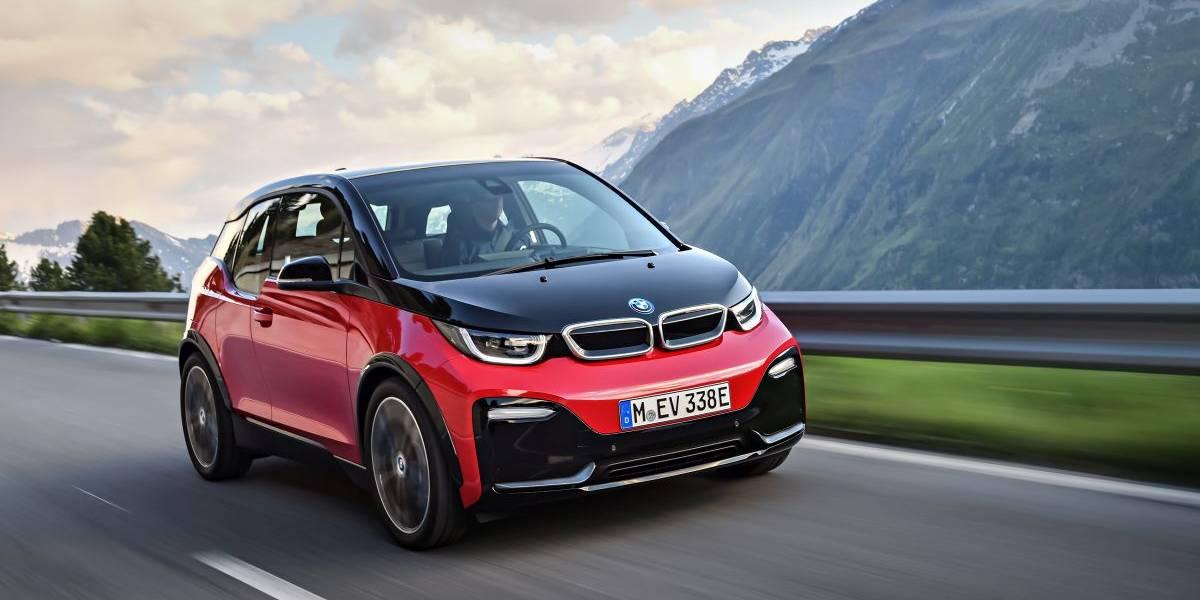 BMW i3 2018: nueva imagen, y con versión deportiva