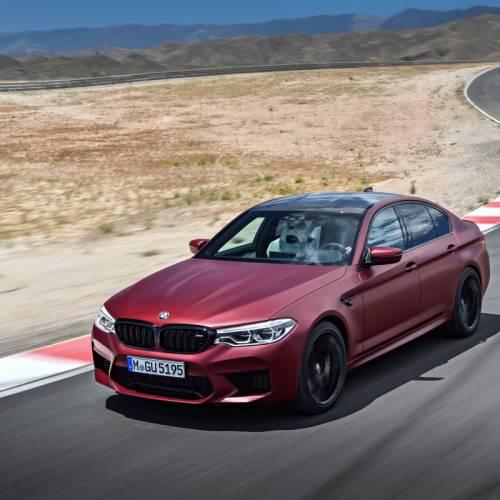 El BMW M5 ya tiene precio para España, toca rascarse el bolsillo