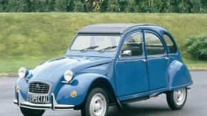 Citroën 2 CV, las mejores imagénes (fotos)
